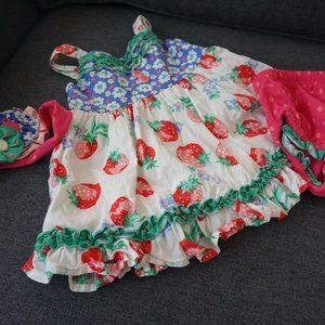 Cute Matilda Jane Strawberry Playset